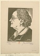 Image from Gallica about Marguerite Audoux (1863-1937)