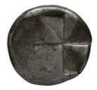 coin reverse Byzantion 163