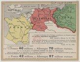 La Pologne et le futur équilibre européen. Projet de démembrement de l'Allemagne   1917