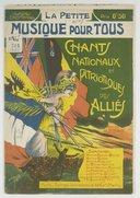 Illustration de la page Guerre mondiale (1914-1918) -- Chansons provenant de Wikipedia