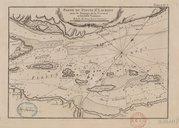 Partie du fleuve St Laurent avec le passage de la Traverse et les isles voisines J.-N. Bellin. 1764