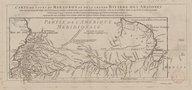 Carte du cours du Maragnon ou de la grande route des Amazones  C.-M. de la Condamine. 1743-1744