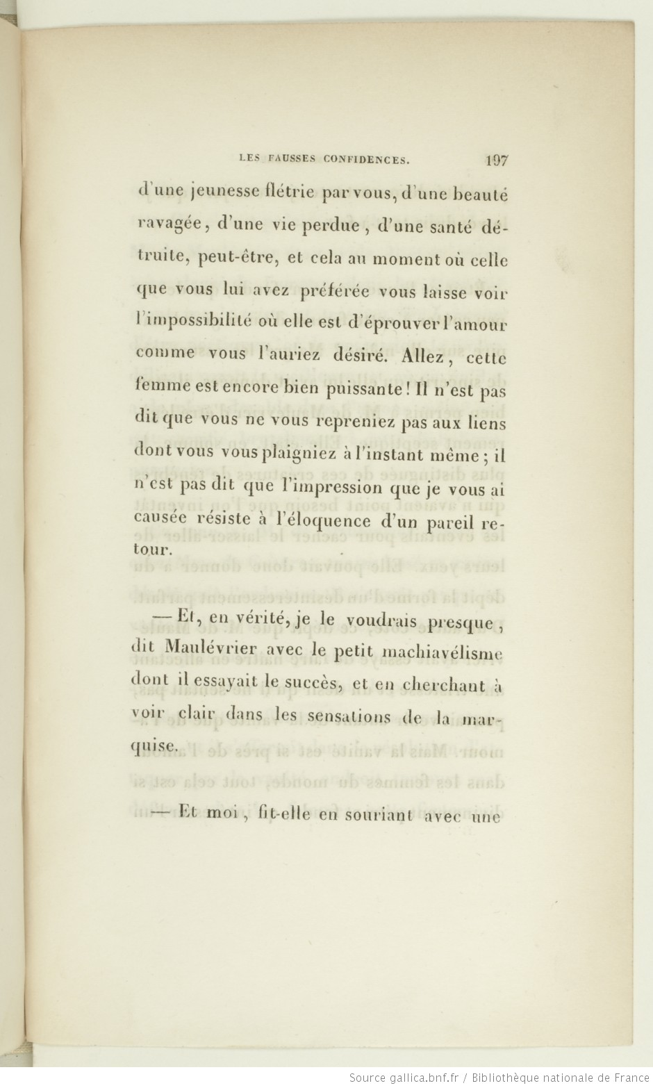 L'Amour impossible, chronique parisienne, par Jules Barbey d'Aurevilly,...