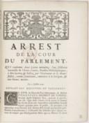 Image from Gallica about Julien Offray de La Mettrie (1709-1751)