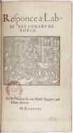 Illustration de la page Jean Morin (libraire, 151.?-15..) provenant de Wikipedia