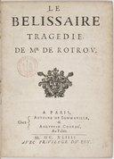 Illustration de la page Augustin Courbé (libraire, 159.?-166.?) provenant du document numerisé de Gallica