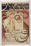 Image from Gallica about Alphonse Mucha (1860-1939)