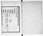 Grande encyclopédie impériale illustrée <br> Gujin tushu jicheng 古今圖書集成. 1728
