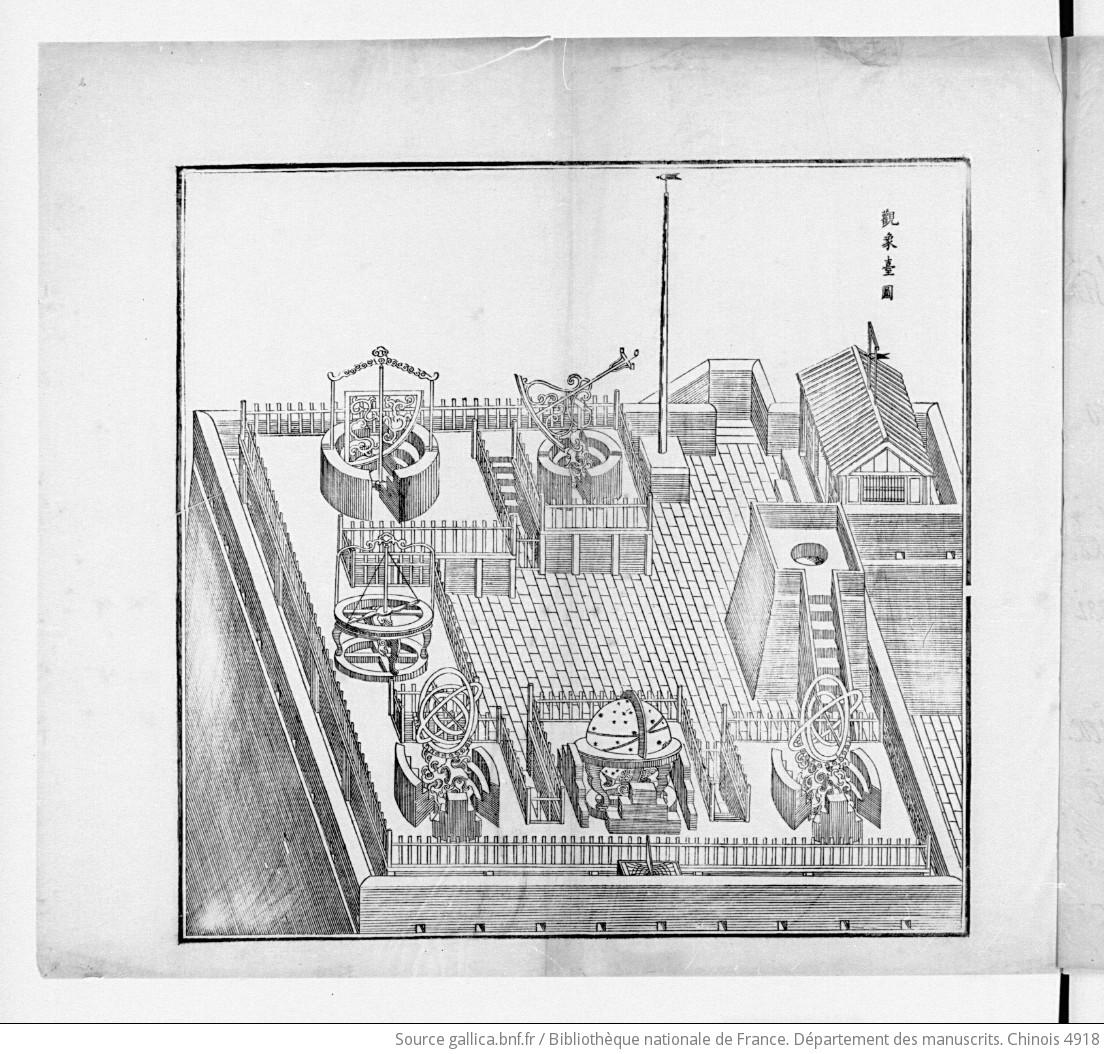 新製儀象圖 Xin zhi yi xiang tu. Liber organicus Astronomię Europęę apud Sinas
