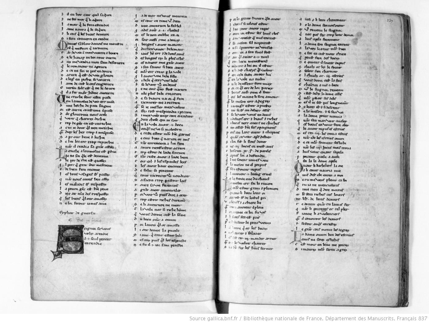 Recueil de fabliaux dits contes en vers for Fabliau definition