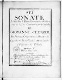 Illustration de la page Giovanni Chinzer (1698-175.?) provenant de Wikipedia