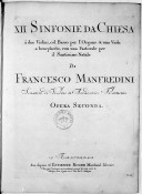 Image from Gallica about Francesco Manfredini (1684-1762)