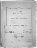 Illustration de la page Josef Reicha (1752-1795) provenant de Wikipedia