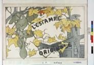 Image from Gallica about L'Estampe originale (Périodique)