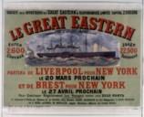 Le Great Eastern... partira de Liverpool pour New-York le 20 mars prochain... : [affiche] / [non identifié]