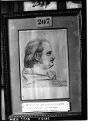 Image from Gallica about Honoré de Balzac (1799-1850)
