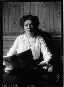 Illustration de la page Christabel Pankhurst (1880-1958) provenant de Wikipedia