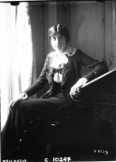 Image from Gallica about Lili Boulanger (1893-1918)