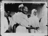 Image from Gallica about Mohandas Karamchand Gandhi (1869-1948)
