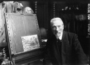 Illustration de la page Maurice Leloir (1853-1940) provenant de Wikipedia