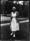 Image from Gallica about Suzanne Lenglen (1899-1938)