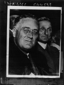 Image from Gallica about Franklin Delano Roosevelt (1882-1945)