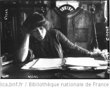 Mme Valentine de Saint-Point : [photographie de presse] / Agence Meurisse