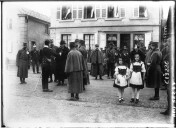 Image from Gallica about Alsace (France)