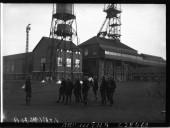 Incidents de l'Escarpelle : expulsion de Polonais  Agence Meurisse. 1934