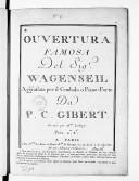 Bildung aus Gallica über Paul-César Gibert (1717-1787)