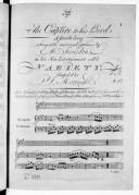 Bildung aus Gallica über Joseph Mazzinghi (1765-1844)