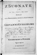 Illustration de la page Gottfried Finger (1660?-1730) provenant de Wikipedia