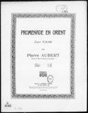 Illustration de la page Pierre Aubert (compositeur, 18..-1918) provenant de Wikipedia
