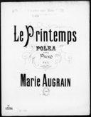 Illustration de la page Marie Augrain (compositeur, 18..-19.. ) provenant de Wikipedia