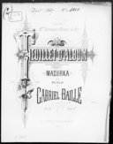 Image from Gallica about Gabriel Baille (1832-1909)
