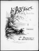 Illustration de la page L'absence. Piano provenant de Wikipedia