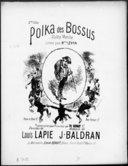 Illustration de la page Polka des bossus. Voix, piano provenant de Wikipedia