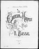 Illustration de la page La chanson du harpiste. Piano provenant de Wikipedia