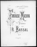 Illustration de la page Fantaisie-mazurk. Piano. Op. 17 provenant de Wikipedia