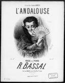 Illustration de la page L'Andalouse. Piano provenant de Wikipedia