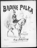 Illustration de la page Auguste Bastin (compositeur, 18..-19.. ) provenant de Wikipedia