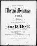 Illustration de la page L'hirondelle fugitive. Piano provenant de Wikipedia