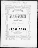 Illustration de la page Fantaisies. Piano. Op. 271. Mignon. Thomas, Ambroise provenant de Wikipedia