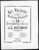 Image from Gallica about Arrangements. Piano. Op. 240, no 12. Les bersagliers. Lamothe, Georges