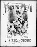 Illustration de la page Horric de Beaucaire (compositeur, 18..-18.. ) provenant de Wikipedia