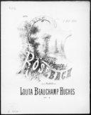 Illustration de la page Rosebach. Piano. Op. 4 provenant de Wikipedia