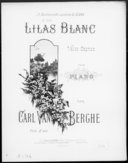 Illustration de la page Carl van Berghe (18..-1895) provenant de Wikipedia