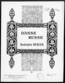 Illustration de la page Danse russe. Piano provenant de Wikipedia