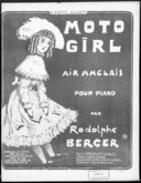 Image from Gallica about Moto girl. Piano