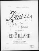 Illustration de la page Ed.  Billard (compositeur, 18..-19.. ) provenant de Wikipedia